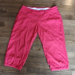 Lole Haven Capris Ruby Small